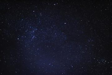 Night starry sky Fotoväggar