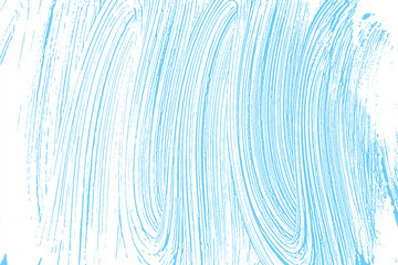 Natural soap texture. Appealing light blue foam trace background. Artistic outstanding soap suds. Cleanliness, cleanness, purity concept. Vector illustration.