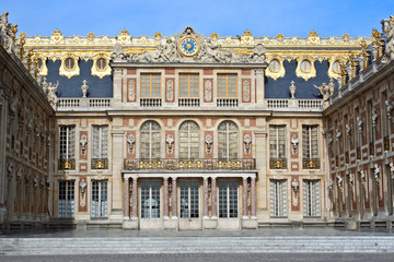 Versailles palace in France