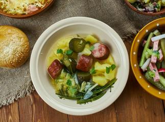 Bavarian Oktoberfest Stew