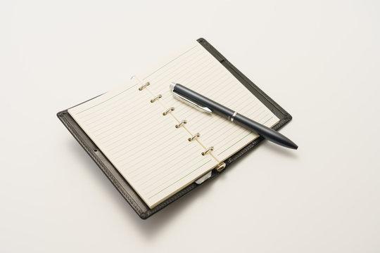 手帳 ペン メモ