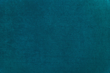 Dark green velvet texture background