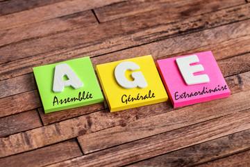 post-it acronyme : AGE