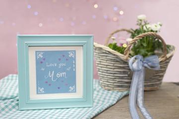 Liebesbrief zu Muttertag