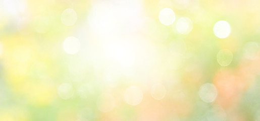Wall Mural - Colorful background blur