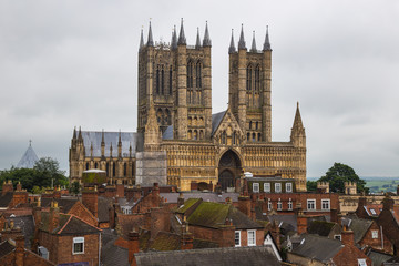 Lincoln Cathedral 3