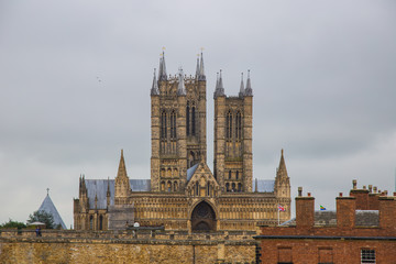 Lincoln Cathedral 2