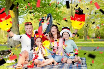 WM Family Fans Germany
