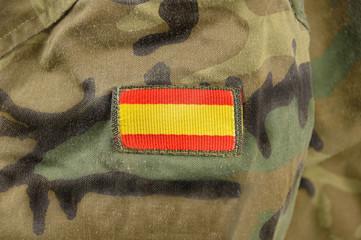 The defending Spain