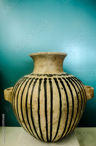 Anient Mayan Vase Of Mexico Stock Photo And Royalty Free Images On