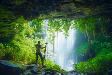 Crystal Falls - Dorrigo National Park, Australie