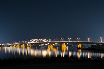 博多港の夜景