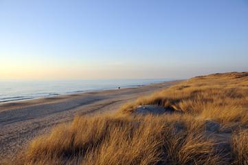 Strand 5 Km südlich von Westerland, Sylt, nordfriesische Insel, Schleswig Holstein, Deutschland, Europa
