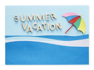 夏休み Summer vacation