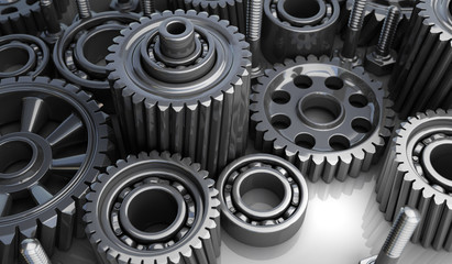 Parts for Machine