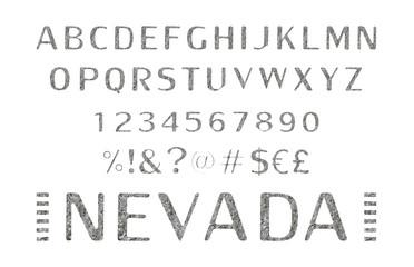Font. Alphabet. Script. Typeface.