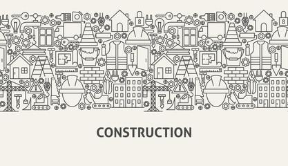 Construction Banner Concept
