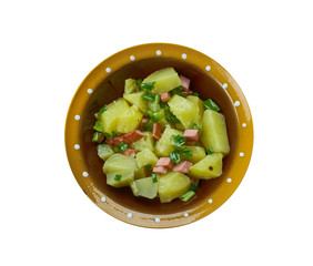 German Kartoffelsalat