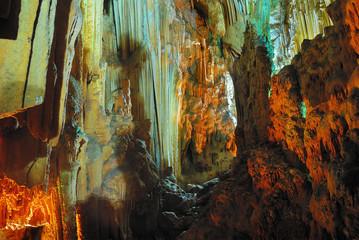 Gilindire Cave, Turkey