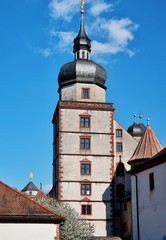 Würzburg, Festung Marienberg, Kiliansturm