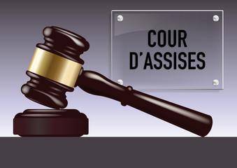 justice - tribunal - maillet - juge - jugement - prison - police - judiciaire - juridique - crime -délit