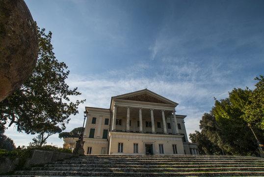 TEATRO VILLA TORLONIA, ROME, ITALY