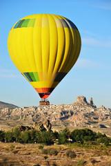 Balloon flight, Cappadocia,Turkey