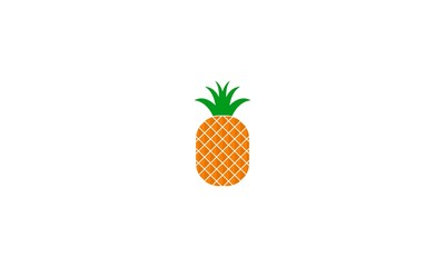 pineapples illustration