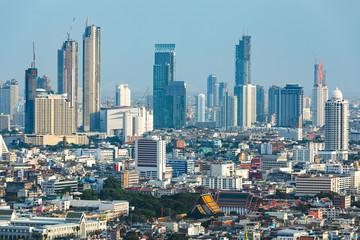Bangkok skyline - Thaïlande