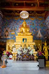 Krabi Wat Kaew Korawaram temple