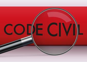 code civil - justice - conflit - délinquance - tribunal -juge - juridique - corruption - fraude - arnaque