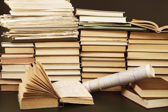 Scientific books and papers