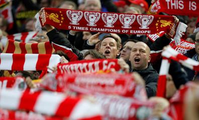 Champions League Semi Final First Leg - Liverpool vs AS Roma