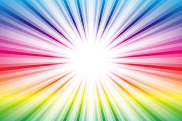 背景素材壁紙,太陽,日光,お日様,光,光線,放射光,輝き,煌めき,放射,放射線,集中線,集中,ビーム