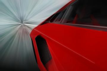 Fast car - Concept