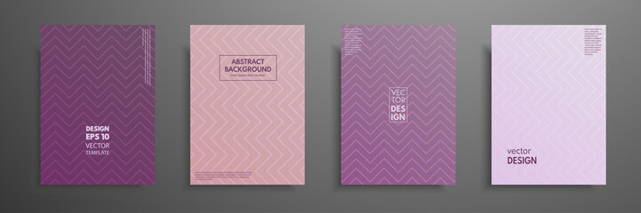 Pastel covers design set. Modern covers template design. Applicable for design covers, presentation, magazines, flyers, annual reports, posters and business cards.