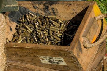 Capsulas de fuzil 7.62