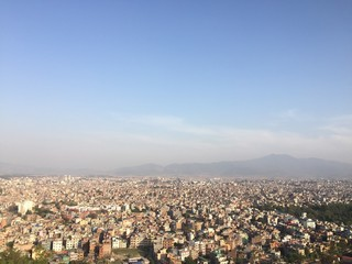 To be a City, Kathmandu