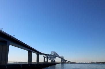 東京湾ゲートブリッジ全景