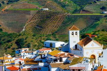 Iznate, Andalusia, Spain