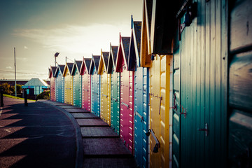 Dawlish Beach Huts