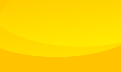 Yellow color background art abstract illustration.