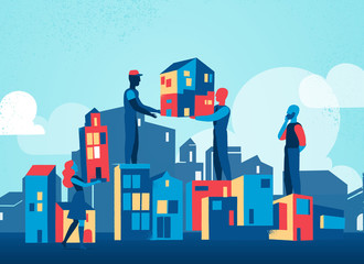 Costruire insieme la città ideale