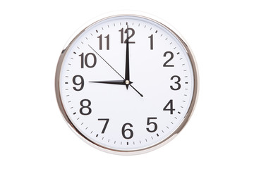 Time punctual second minute hour. Concept