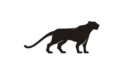 Jaguar / Puma / Lion logo design inspiration