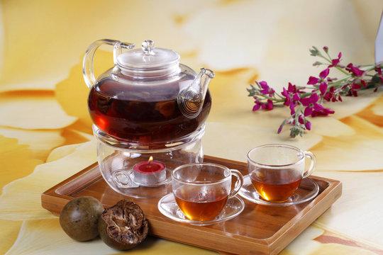 luo han guo tea
