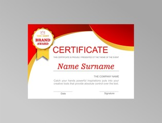 CERTIFICATE. THIS CERTIFICATE IS PROUDLY PRESENTED OT THE THEME OF THE EVENT