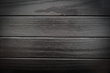 Very dark texture of black shine wood