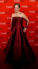 Carmen Yulin Cruz, Mayor of San Juan, Puerto Rico,  arrives for the TIME 100 Gala in Manhattan arrives for the TIME 100 Gala in Manhattan