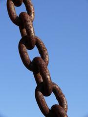 Iron Chain Rust